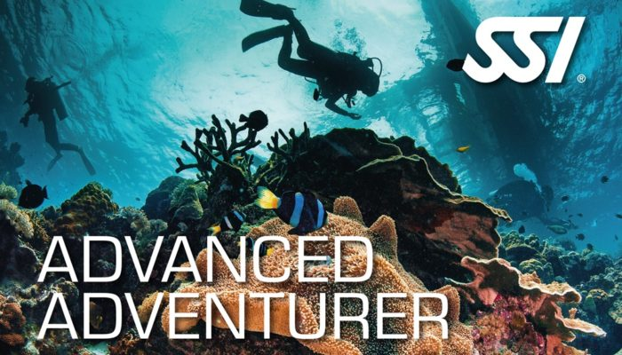 Advanced Course Komodo Uber Scuba